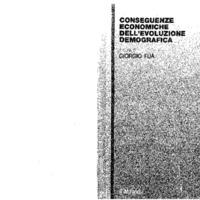 Conseguenze economiche dell'evoluzione demografica